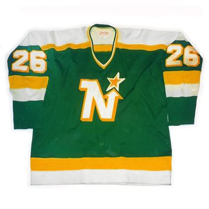 Minnesota North Stars 1980-81 26 F