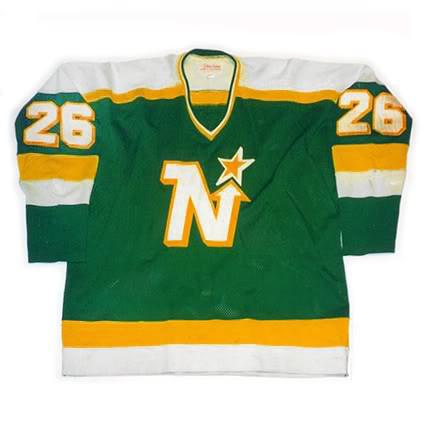 Minnesota North Stars 1980-81 26 F