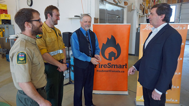 FireSmart gets funding boost