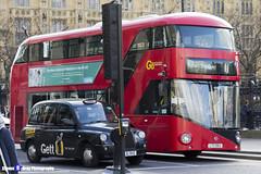 Wrightbus NRM NBFL - LTZ 1063 - LT63 - Fulham Broadway 11 - Go Ahead London - London 2017 - Steven Gray - IMG_8568