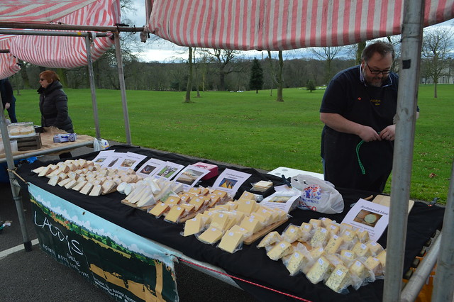 Wynyard Hall, Northern Dales Farmers Markets