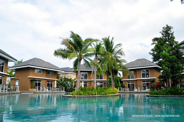 Lagoon Pool at The Villa BE Grand Resort Bohol