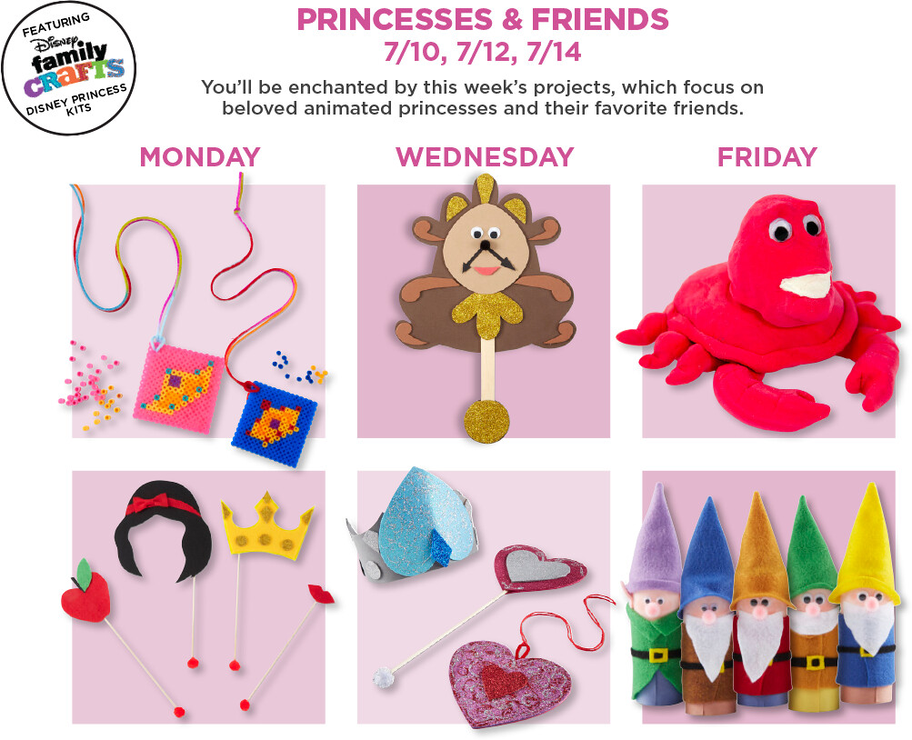 5-Princesses & Friends
