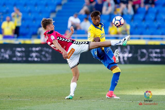 J. 33: UD Las Palmas - Deportivo Alavés