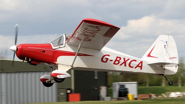 G-BXCA
