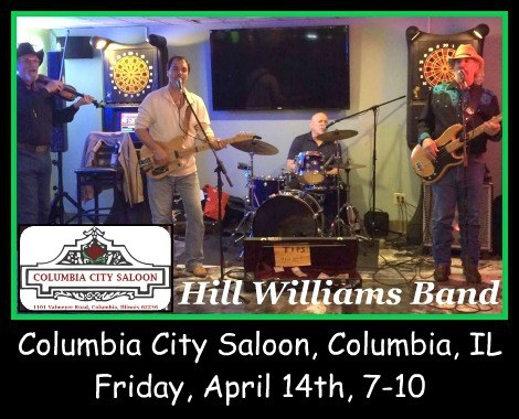 Hill Williams Band 4-14-17