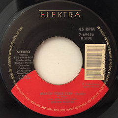 ANITA BAKER:NO ONE IN THE WORLD(LABEL SIDE-B)