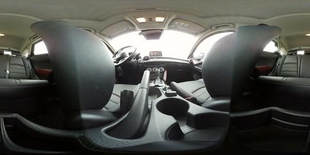 Mazda CX-3內裝