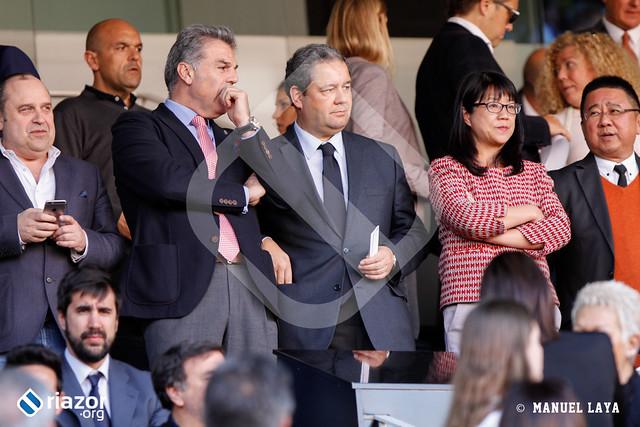 Temporada 16/17. Valencia 3 - RC Deportivo 0