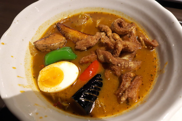 札幌スープカレー曼荼羅 南1条店 1回目_06