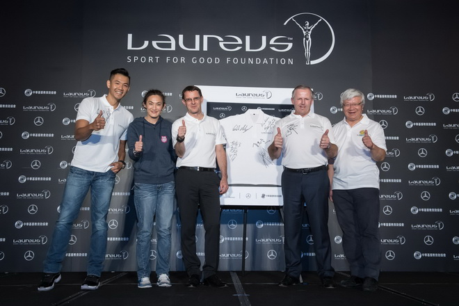 本屆賽事由台灣賓士、勞倫斯體育公益基金會與中華基督教救助協會合作,致力宣導車主實踐企業社會責任觀念