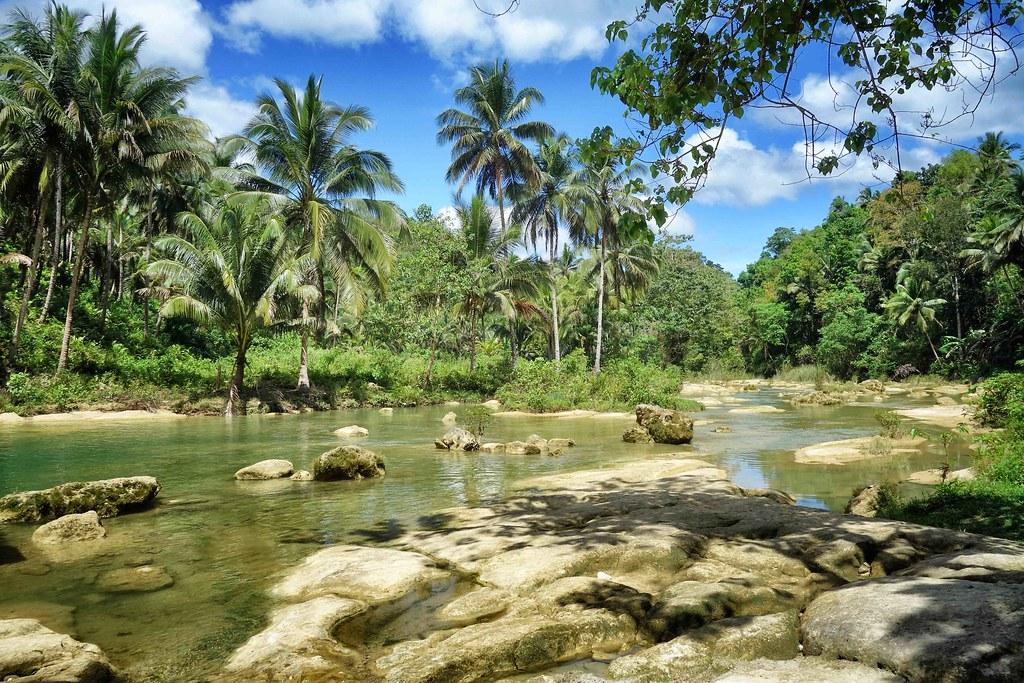 Bohol - Pongas Falls 2