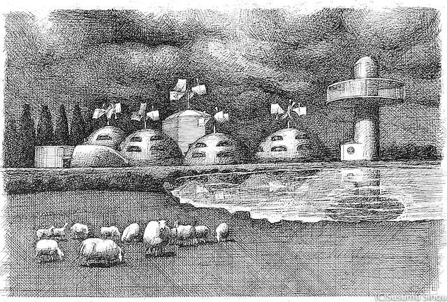《呼吸する大地》(2010年)のイメージ