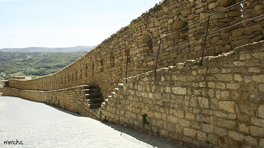 Muralla de Morella