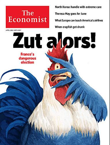 17d21 Economist Riesgos elección presidencial Francia