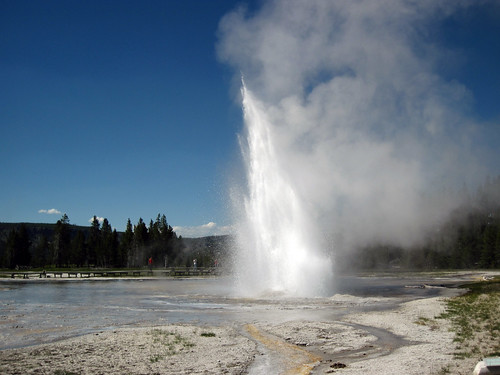 Daisy Geyser eruption (3:54-3:57 PM, 8 July 2014) 1 | by James St. John