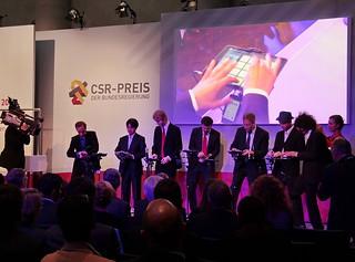 CSR-Preisverleihung der Bundesregierung