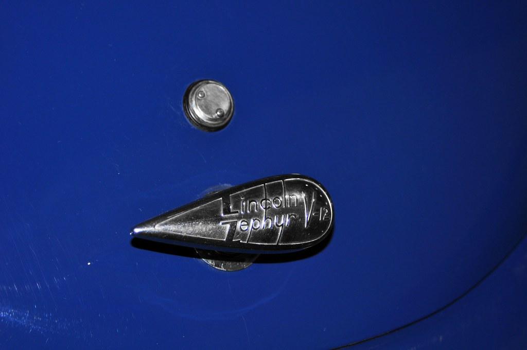 Early Aerodynamic Market Successes Lincoln Zephyr 1937 Flickr