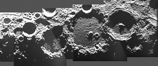 Craters on the edge | by europeanspaceagency