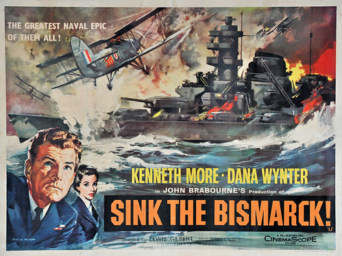 Sink the Bismarck! - Poster 3