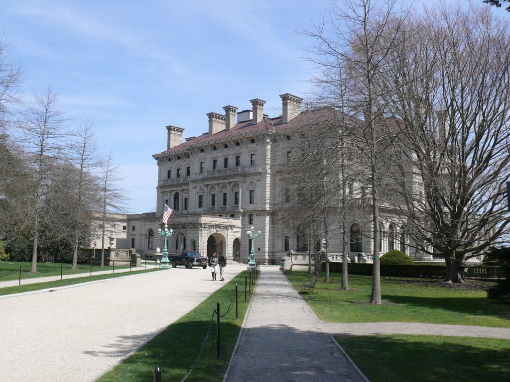 Breakers Vanderbilt Mansion Rhode Island