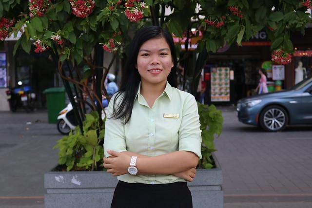 LÊ MAI THANH - Phó ban Đối nội