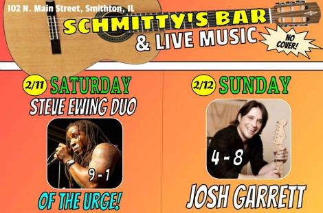 Schmitty's Bar 2-11-17