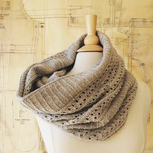 Firehouse Alley Cowl by Bonnie Sennott