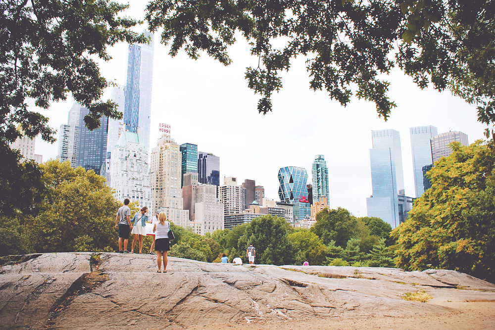 Heckscher Playground in Central Park, New York | via It's Travel O'Clock