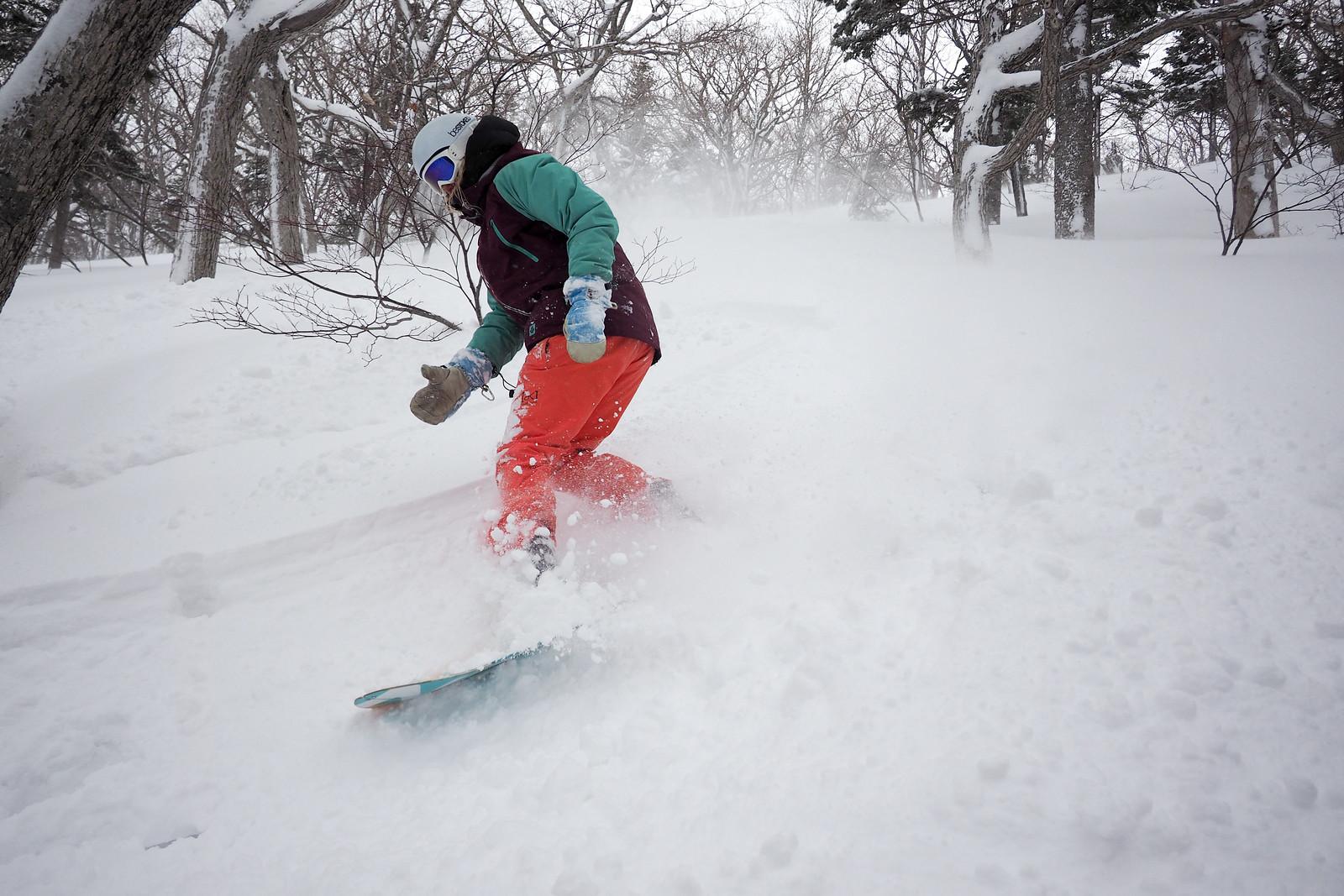 Mt. Shokanbetsu Ski Touring (Hokkaido, Japan)