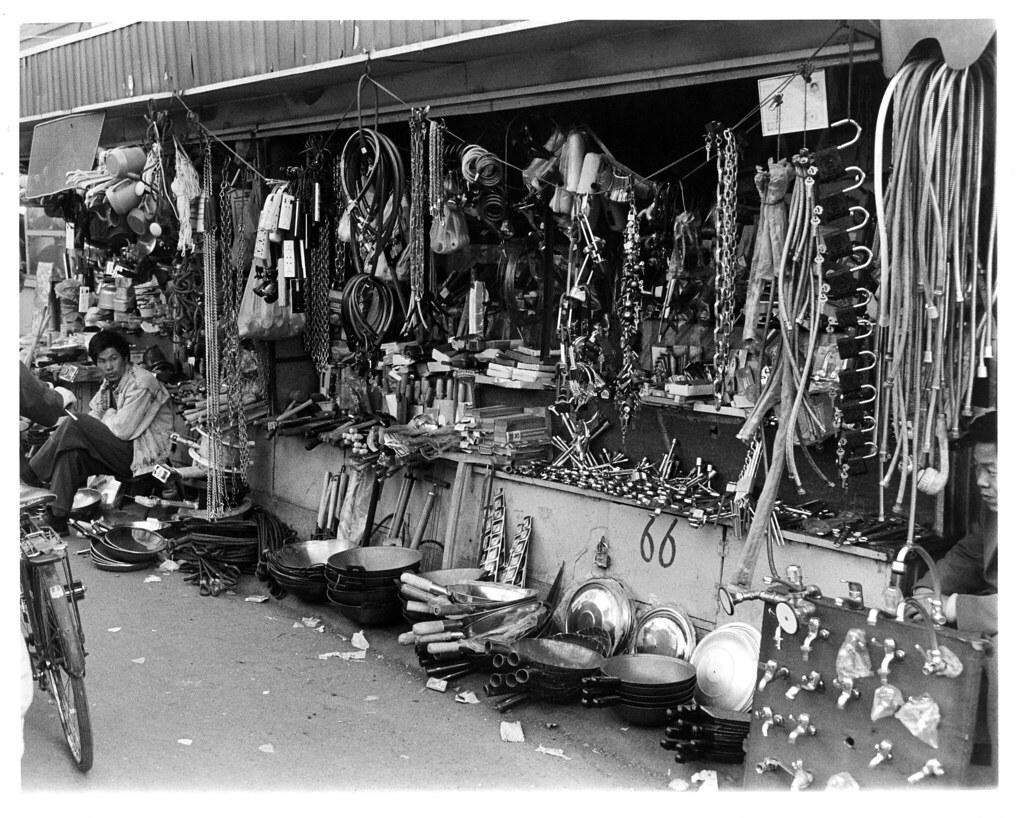 Hardware Exhibition Stall : Street market hardware stall shanghai china i found a