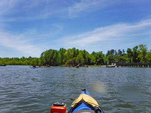Paddle to Church Island with the Tri-County Blueways Paddlers-033