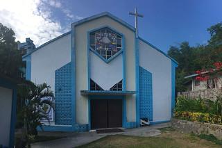 Sibale island - Poblacion Immaculate Concepcion