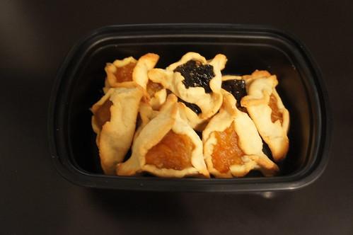 Homemade Gluten-free Hamantaschen