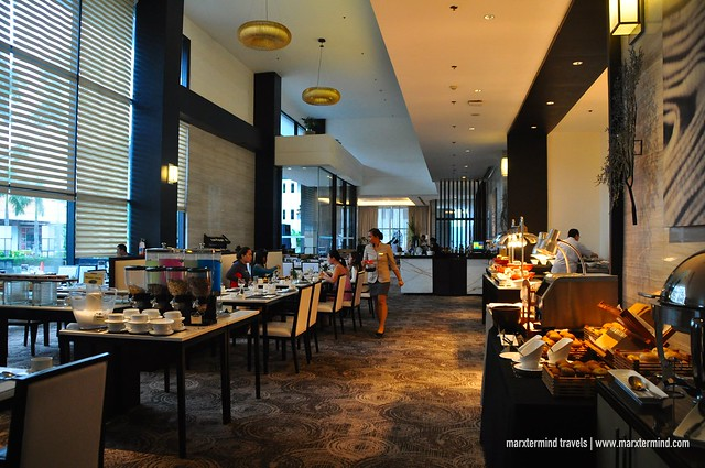 Seda Abreeza Davao Hotel Misto Restaurant