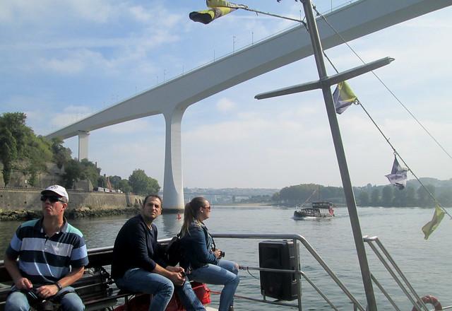 Ponte de São João (St John's Bridge) Porto