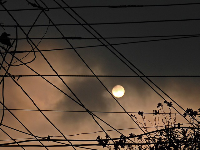 Sunrise At 0700 Hours