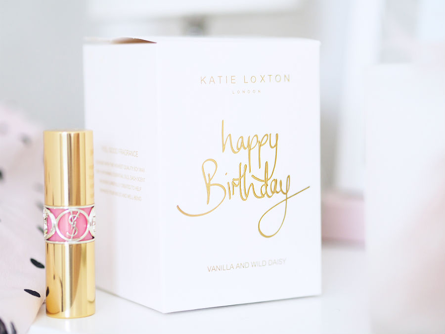 Katie loxton candle