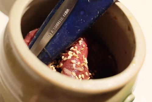 壺漬け上メガハラミ