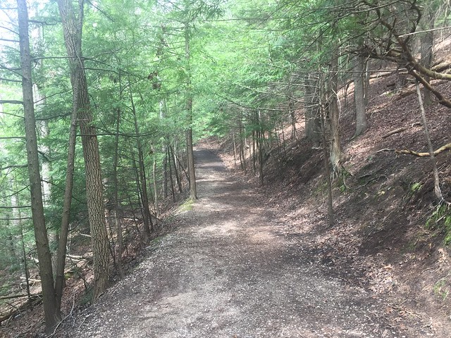 Rim Trail to Old Man's Cave