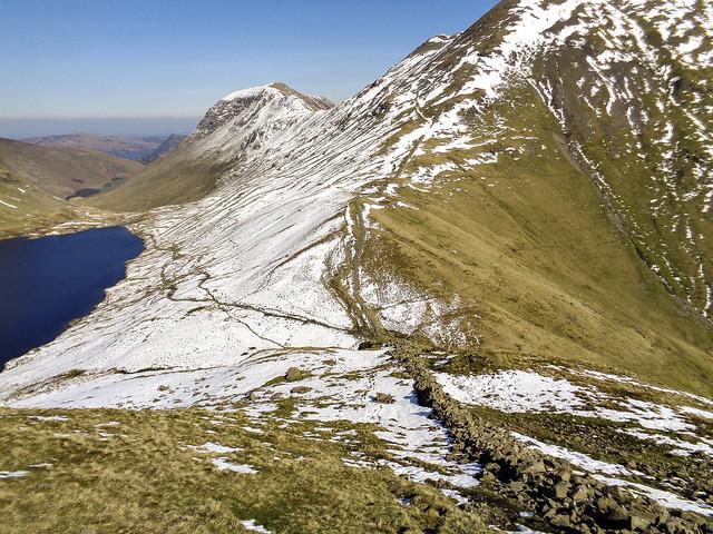 Descending - Fairfield is the lump ahead