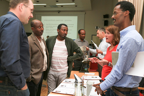 SmaRT-Ethiopia interventions marketplace - food safety