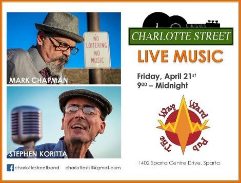 Charlotte Street 4-21-17
