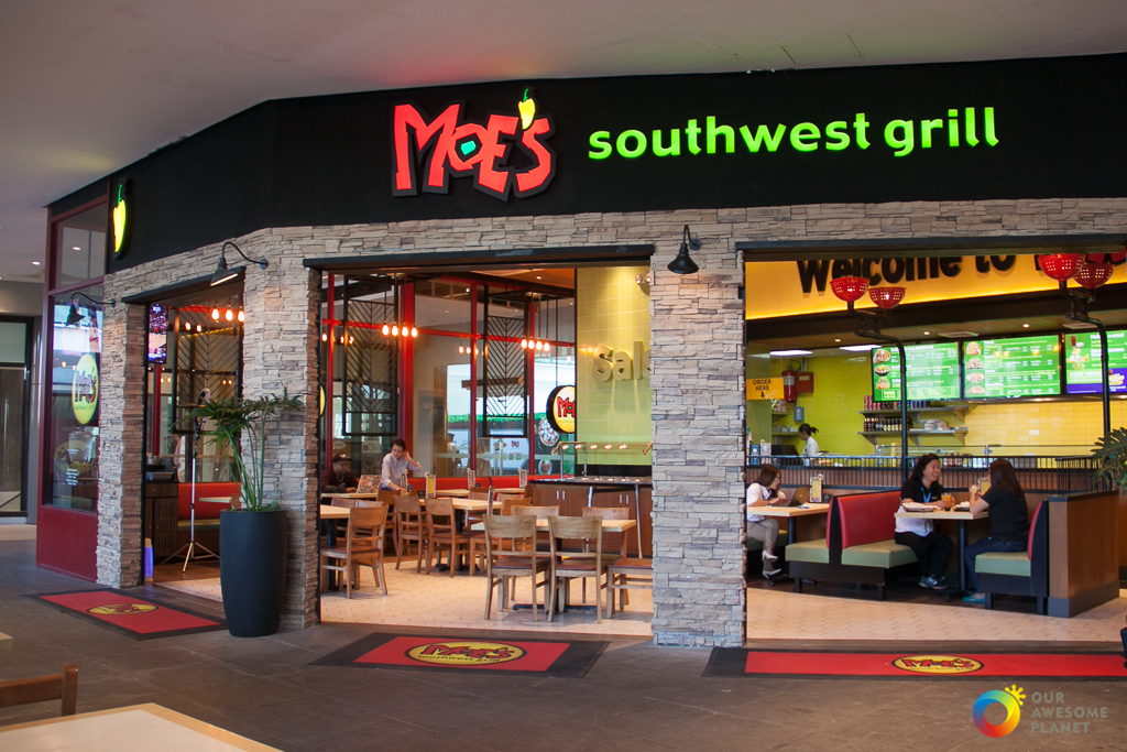 Moe's New Menu