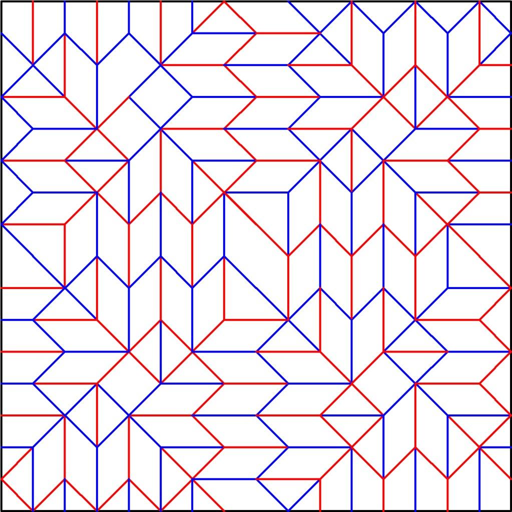 Origami Flasher Supreme Tessellation Jeremy Shafer Cryst Flickr