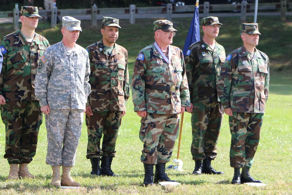Virginia Defense Force : Va defense force welcomes new commander brig gen
