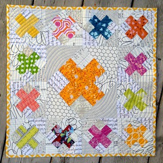 Saskatoon Modern Quilt Guild Mini Swap 2014 | by peace.love.quilt