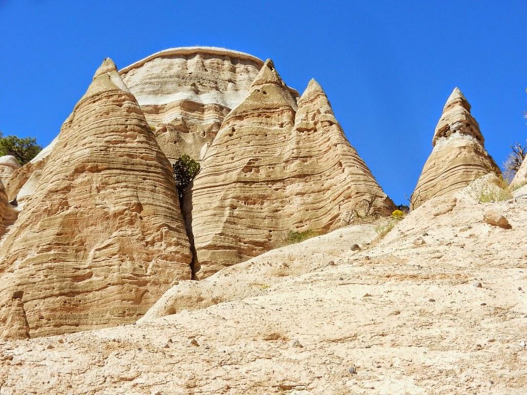 KashaKatuwe Tent Rocks National Monument  New Mexico US
