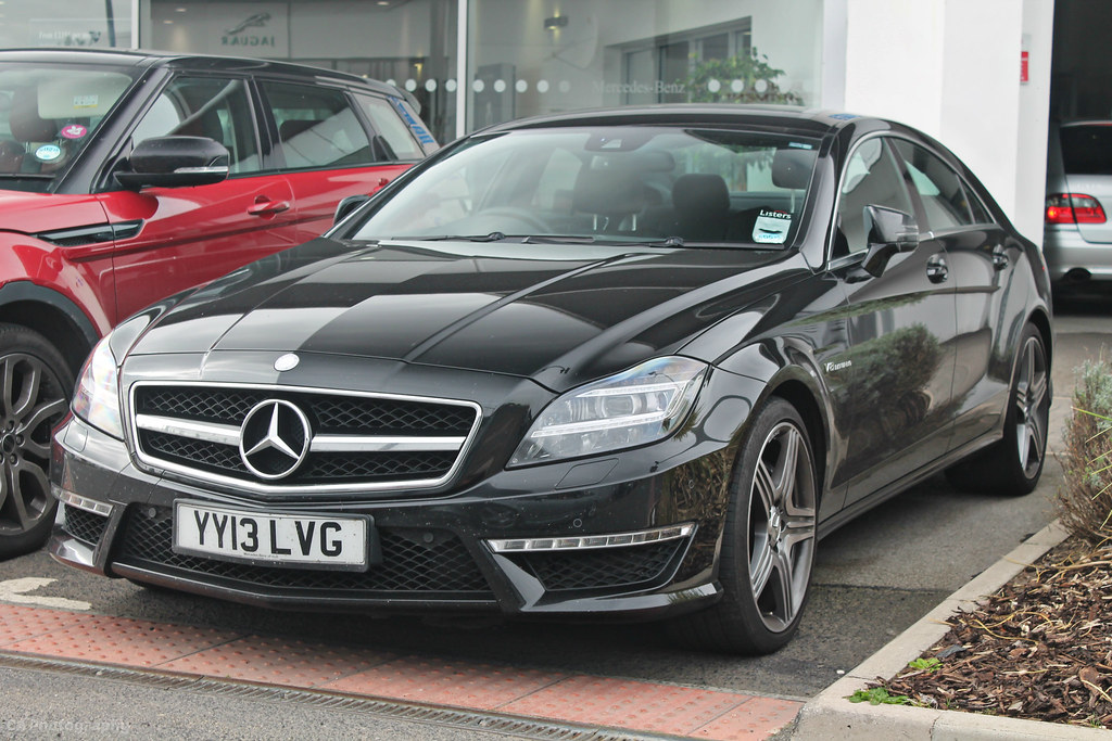Mercedes Benz Cls 63 Amg W218 Adrian Flickr