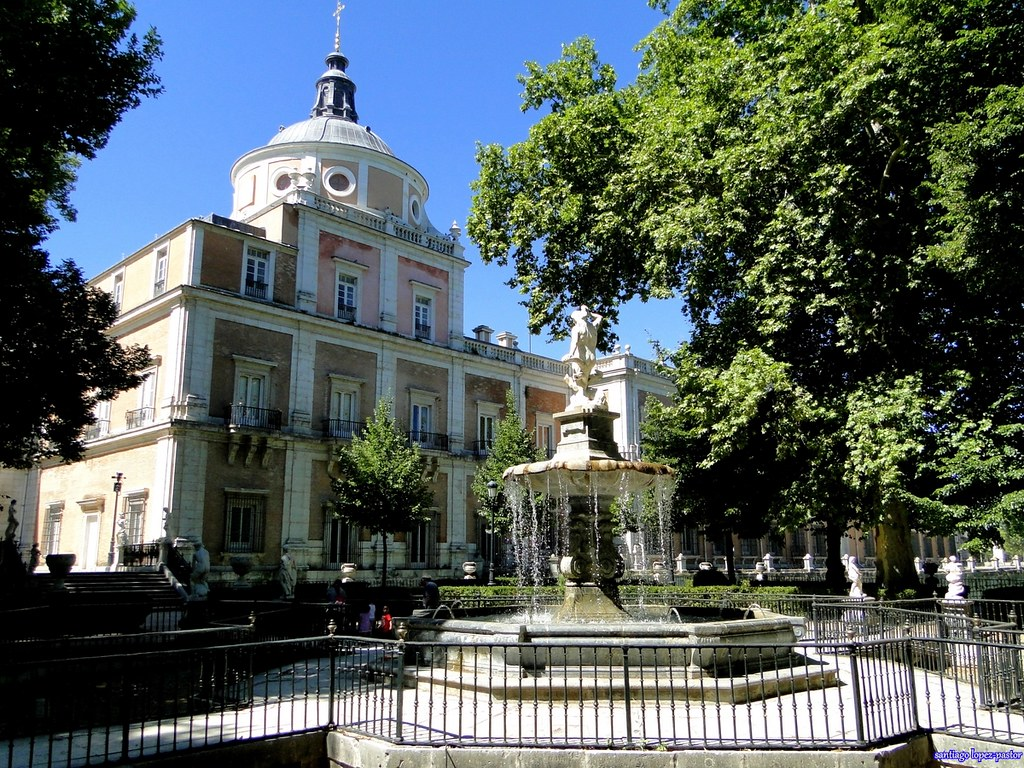 Fuente de h rcules e hidra jard n de la isla aranjuez for Jardin de la isla aranjuez